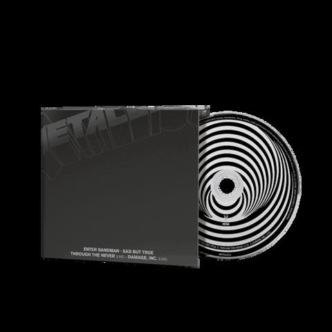 Enter Sandman (Ltd. Maxi CD, Germany exkl. Charity Single) von Metallica - Maxi CD jetzt im Metallica Entersandman Store